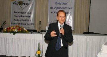 Falece Dr. Jayro Dornelles, uns dos fundadores da Fetapergs