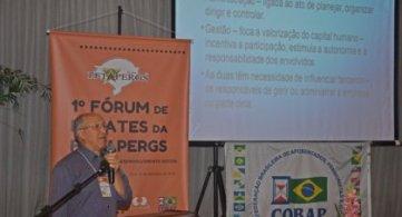 Gestão e administração de associações é tema de palestra no Fórum de Debates