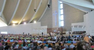 Fetapergs leva delegação à tradicional Romaria de Santa Paulina em Santa Catarina