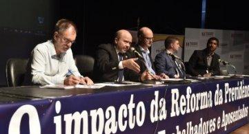 Audiência pública aponta contradições no projeto de reforma da Previdência