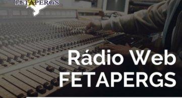 Rádio Web FETAPERGS transmite programa especial de Dia das Mães