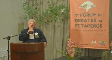 Presidente da COBAP apoia a reeleição do senador Paulo Paim